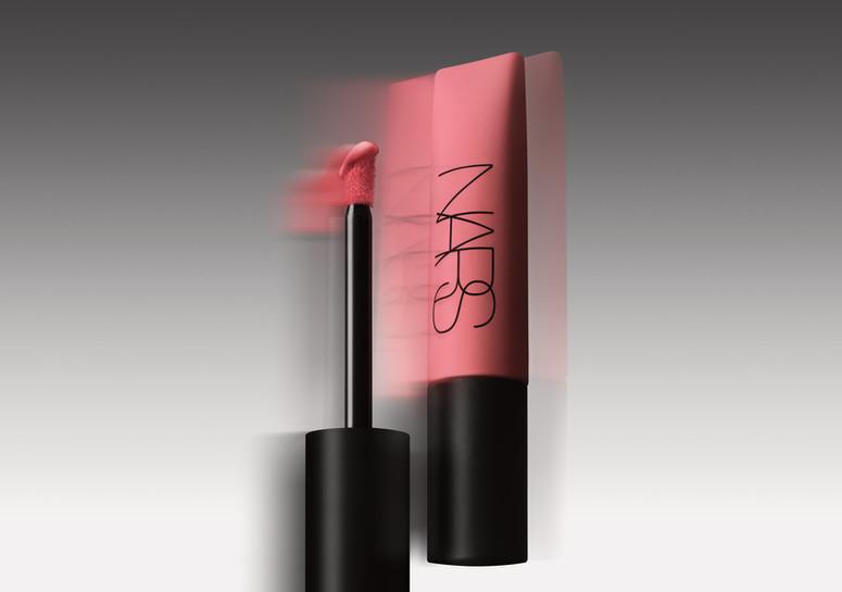 NARS   空氣柔霧唇釉 全新迷人唇色 塑造極緻輕柔霧面絕美唇妝